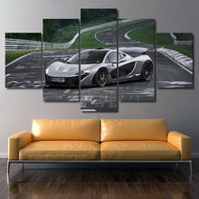 Load image into Gallery viewer, McLaren P1 Nurburgring Canvas FREE Shipping Worldwide!!