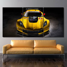 Load image into Gallery viewer, Chevrolet Corvette C7 R GT2 Canvas FREE Shipping Worldwide!!
