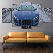 Load image into Gallery viewer, Audi R8 Canvas 3/5pcs FREE Shipping Worldwide!!