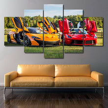Load image into Gallery viewer, Hypercars Canvas 3/5pcs FREE Shipping Worldwide!!