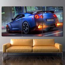 Load image into Gallery viewer, Nissan GT-R R35 Canvas FREE Shipping Worldwide!!