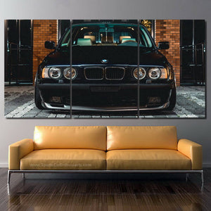BMW E34 Canvas FREE Shipping Worldwide!!