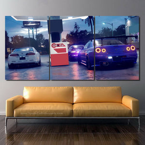 JDM Canvas FREE Shipping Worldwide!!