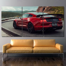 Load image into Gallery viewer, Ford Mustang Shelby GT500 Canvas FREE Shipping Worldwide!!