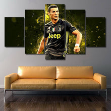 Load image into Gallery viewer, Cristiano Ronaldo 3/5pcs Canvas FREE Shipping Worldwide!!