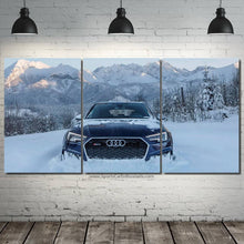 Load image into Gallery viewer, Audi RS4 Canvas 3/5pcs FREE Shipping Worldwide!!