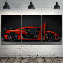 Load image into Gallery viewer, Koenigsegg Agera one:1 Canvas 3/5pcs FREE Shipping Worldwide!!