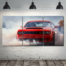 Load image into Gallery viewer, Dodge Challenger SRT Canvas FREE Shipping Worldwide!!