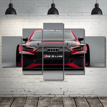 Load image into Gallery viewer, Audi RS3 Canvas 3/5pcs FREE Shipping Worldwide!!