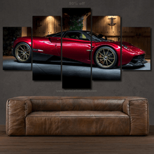 Load image into Gallery viewer, Pagani Huayra 3/5pcs Canvas FREE Shipping Worldwide!!