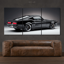 Load image into Gallery viewer, Ford Mustang Canvas 3/5pcs FREE Shipping Worldwide!!
