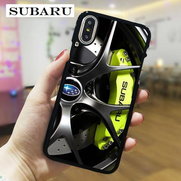 Subaru Phone Case For iPhone & Samsung Models FREE Shipping Worldwide!