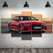Load image into Gallery viewer, Audi RS7 Canvas 3/5pcs FREE Shipping Worldwide!!