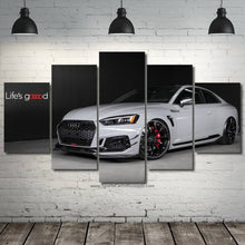 Load image into Gallery viewer, Audi RS5 R ABT Canvas 3/5pcs FREE Shipping Worldwide!!