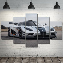 Load image into Gallery viewer, Koenigsegg Agera one:1 Canvas FREE Shipping Worldwide!!