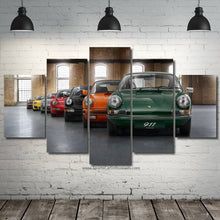 Load image into Gallery viewer, Porsche 911 Evolution Canvas FREE Shipping Worldwide!!