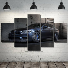 Load image into Gallery viewer, BMW M5 Canvas FREE Shipping Worldwide!!