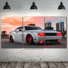 Load image into Gallery viewer, Dodge Challenger Liberty Walk Canvas FREE Shipping Worldwide!!