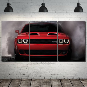 Dodge Challenger SRT Hellcat FREE Shipping Worldwide!!
