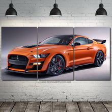 Load image into Gallery viewer, Ford Mustang Shelby GT500 Canvas 3/5pcs FREE Shipping Worldwide!!