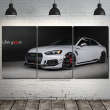 Load image into Gallery viewer, Audi RS5 R ABT Canvas FREE Shipping Worldwide!!