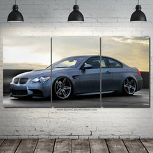 Load image into Gallery viewer, BMW E92 M3 Canvas 3/5pcs FREE Shipping Worldwide!!