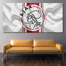 Load image into Gallery viewer, AFC Ajax 3/5pcs Canvas FREE Shipping Worldwide!!