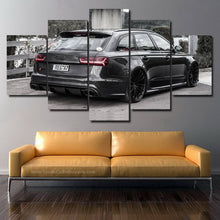Load image into Gallery viewer, Audi RS6 MTM Canvas FREE Shipping Worldwide!!