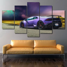 Laden Sie das Bild in den Galerie-Viewer, Lamborghini Huracan Canvas FREE Shipping Worldwide!!