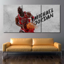 Load image into Gallery viewer, Michael Jordan 3/5pcs Canvas FREE Shipping Worldwide!!