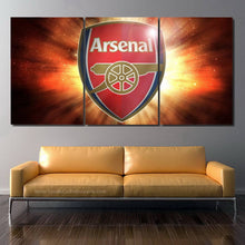 Load image into Gallery viewer, Arsenal FC Canvas 3/5pcs FREE Shipping Worldwide!!