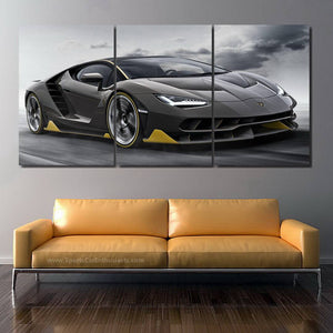 Lamborghini Centenario Canvas 3/5pcs FREE Shipping Worldwide!!
