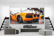 Load image into Gallery viewer, Lamborghini Aventador Liberty Walk Canvas 3pcs FREE Shipping Worldwide!!