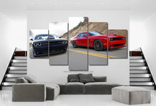 Load image into Gallery viewer, Dodge Challenger SRT Hellcat 3/5pcs FREE Shipping Worldwide!!