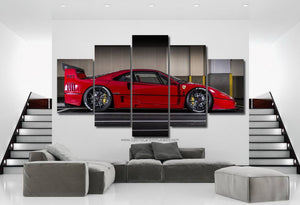 F40 Canvas FREE Shipping Worldwide!!