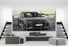 Load image into Gallery viewer, Audi RS6 2020 Canvas 3/5pcs FREE Shipping Worldwide!!