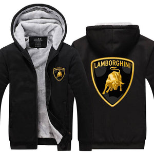 Lamborghini Top Quality Hoodie FREE Shipping Worldwide!!