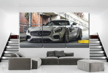 Load image into Gallery viewer, Mercedes Benz AMG GT S Canvas FREE Shipping Worldwide!!