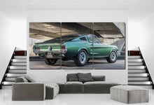 Load image into Gallery viewer, Ford Mustang Bullitt Canvas 3/5pcs FREE Shipping Worldwide!!
