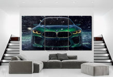 Load image into Gallery viewer, BMW M8 Canvas 3/5pcs FREE Shipping Worldwide!!