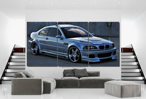 BMW E46 M3 Canvas FREE Shipping Worldwide!!