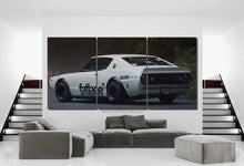 Load image into Gallery viewer, Nissan Skyline 2000 GT-R Canvas 3/5pcs FREE Shipping Worldwide!!