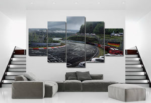 Nurburgring Canvas FREE Shipping Worldwide!!