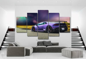 Lamborghini Huracan Canvas FREE Shipping Worldwide!!