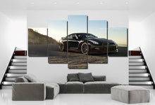 Load image into Gallery viewer, GT-R R35 Canvas 3/5pcs FREE Shipping Worldwide!!