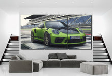 Load image into Gallery viewer, Porsche 911 GT3 RS Canvas 3/5pcs FREE Shipping Worldwide!!