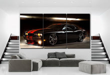 Load image into Gallery viewer, Dodge Challenger Canvas 3/5pcs FREE Shipping Worldwide!!