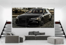 Load image into Gallery viewer, Audi Canvas 3pcs FREE Shipping Worldwide!!