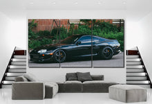Load image into Gallery viewer, Toyota Supra Canvas 3/5pcs FREE Shipping Worldwide!!