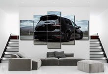 Load image into Gallery viewer, Golf MK7 GTI Canvas 3/5pcs FREE Shipping Worldwide!!